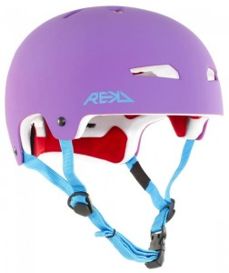 Kask REKD ELITE Helmet purple/blue r. M