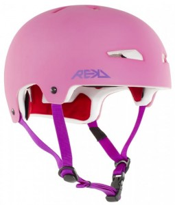 Kask REKD ELITE Helmet pink/purple