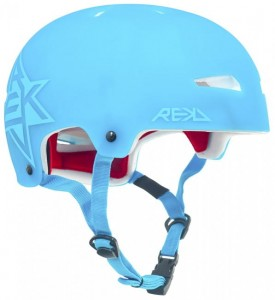 Kask REKD ELITE Icon Semi-Transparent Helmet blue rozm. S