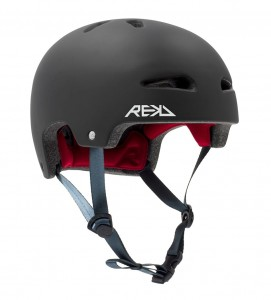 Kask REKD JUNIOR ULTIMATE IN-MOLD Helmet - Black