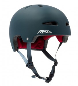 Kask REKD JUNIOR ULTIMATE IN-MOLD Helmet - Blue