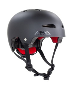 Kask REKD Junior ELITE 2.0 Helmet - Black