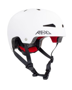 Kask REKD Junior ELITE 2.0 Helmet - White