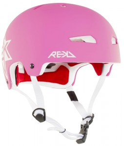 Kask REKD ELITE ICON Helmet - Pink/White